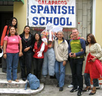Spanish language schools and Spanish immersion programs