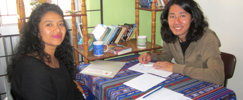 Galapagos Spanish School, Learn Spanish in Quito