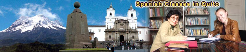 Learn Spanish in Quito Ecuador at Galapagos Spanish School